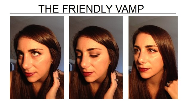 friendly vamp